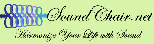 Sound Chair.net - Harmonize your Life with Sound